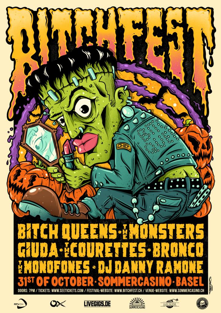 Bitch Fest 2020